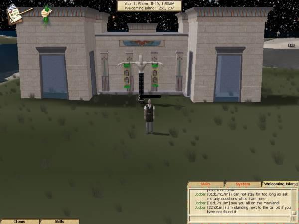 A Tale in the Desert screenshot