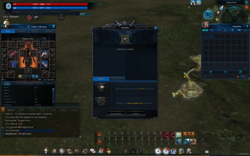 tera mmorpg screenshot