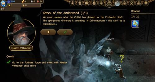 Drakensang Online quest