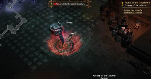 Drakensang Online screenshot