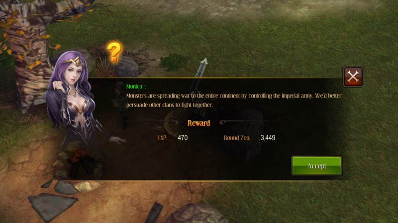 review android MMORPG