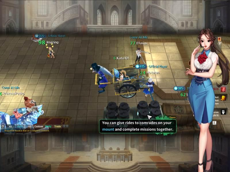 Herowarz gameplay review