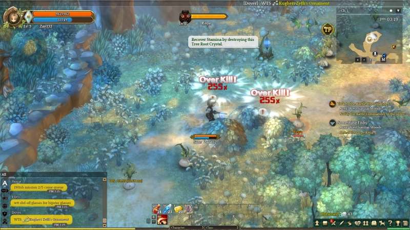 Tree of Savior review - screenshot
