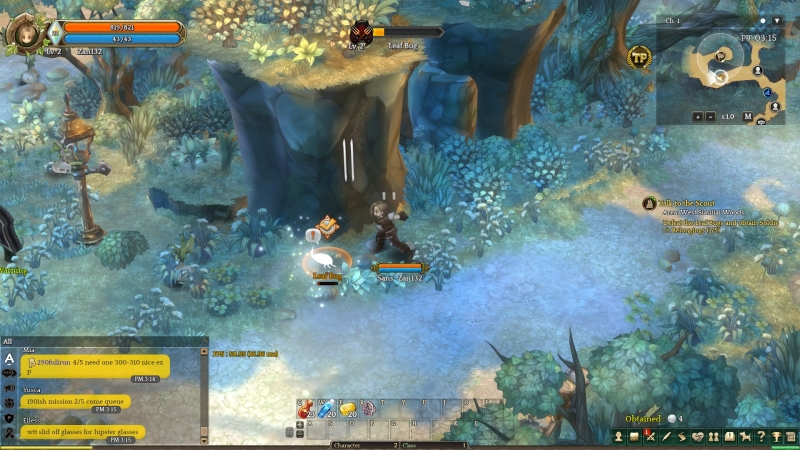 Tree of Savior 2017 Review