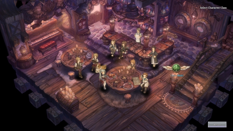 Tree of Savior review - character creation